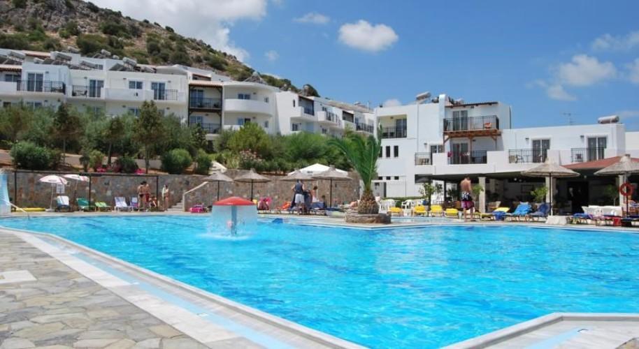 Hotel Semiramis Village (fotografie 1)
