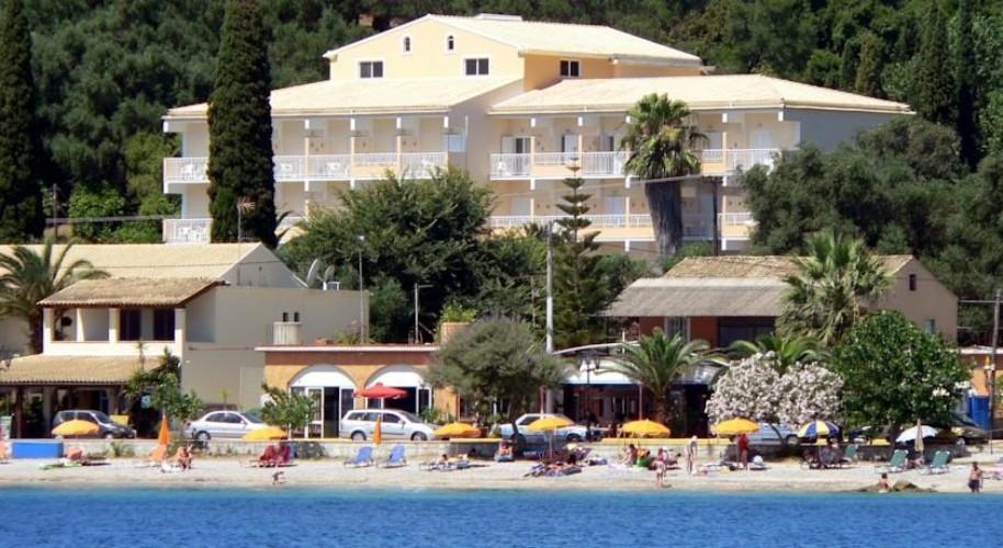 Hotel Ipsos Beach (fotografie 1)