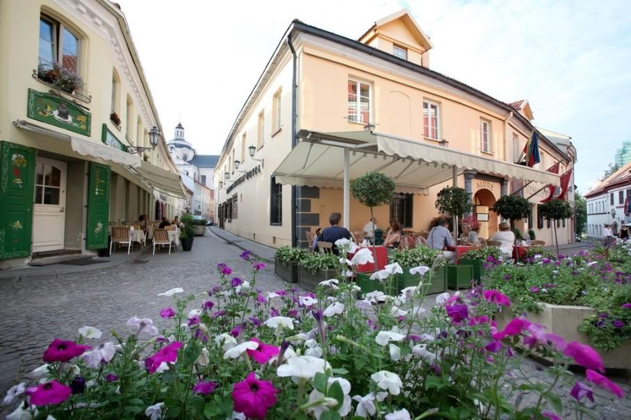 Relais & Chateaux Stikliai Hotel (fotografie 1)