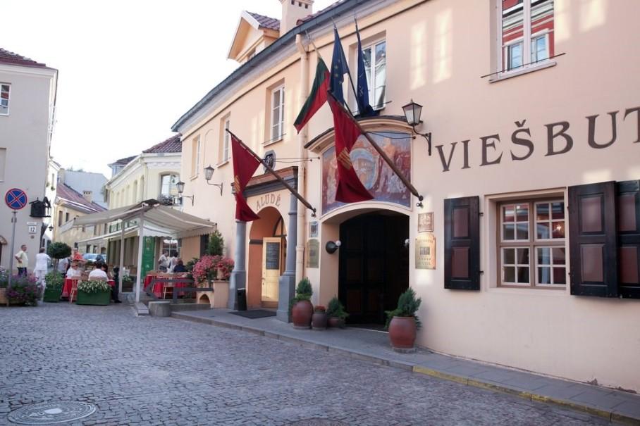Relais & Chateaux Stikliai Hotel (fotografie 8)
