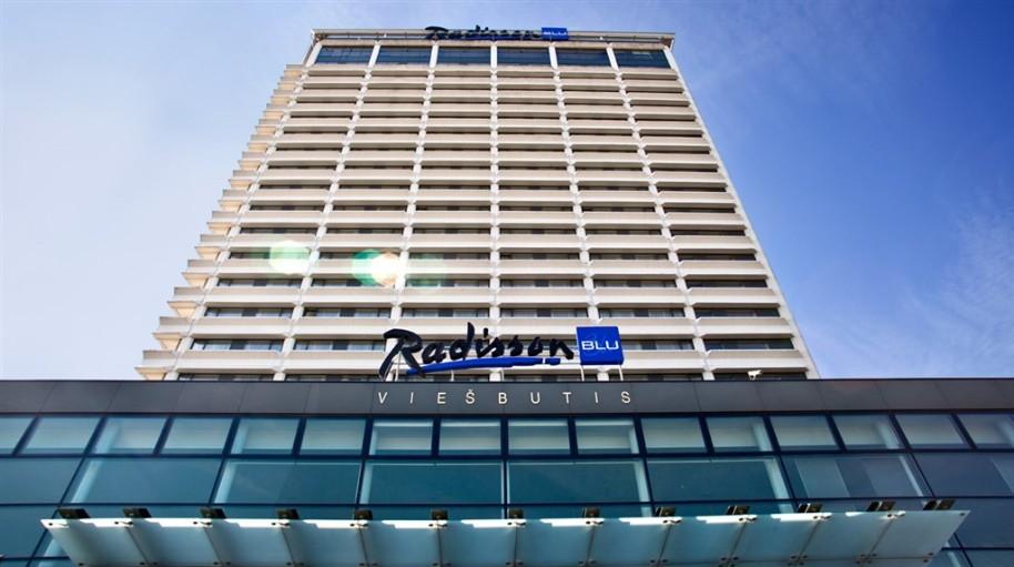 Radisson Blu Hotel Lietuva (fotografie 8)