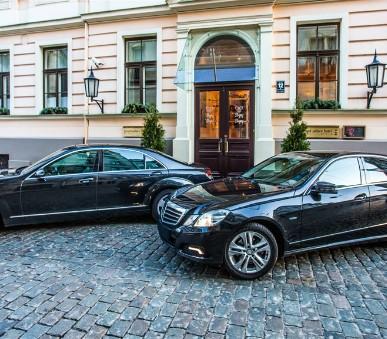 Grand Palace Hotel Riga (hlavní fotografie)