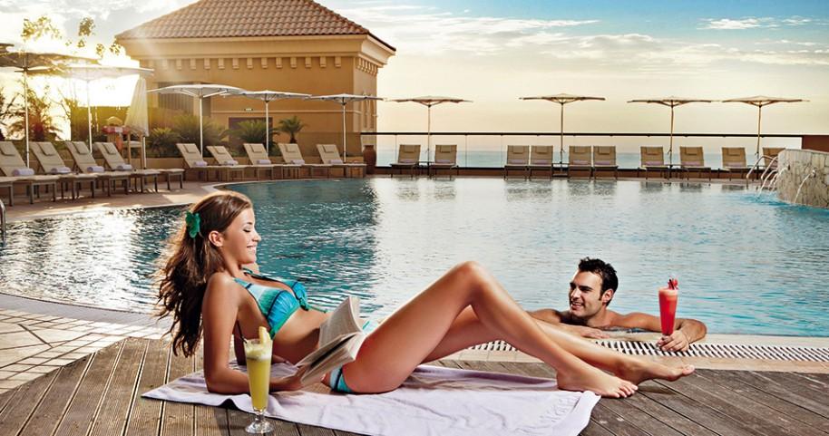 Hotel Amwaj Rotana Jumeirah Beach (fotografie 1)
