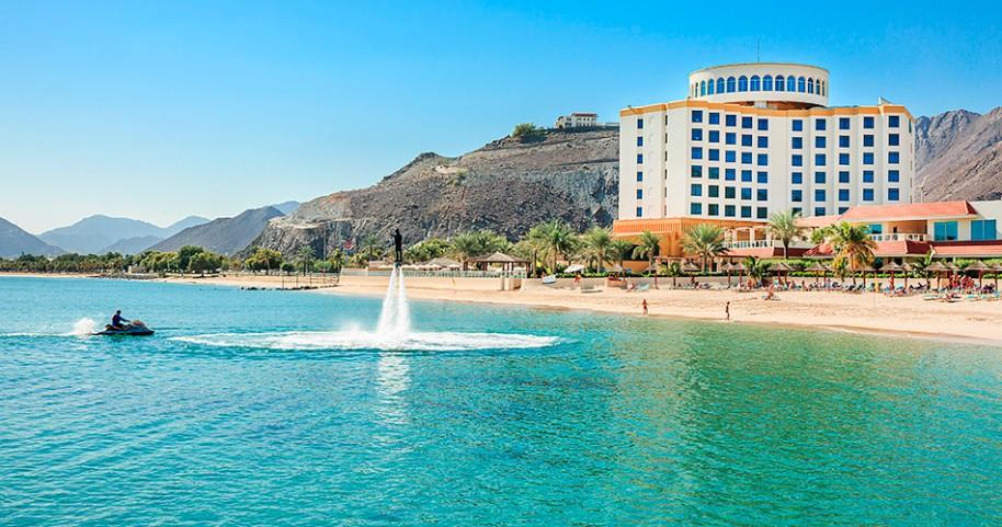 Hotel Oceanic Khorfakkan Resort & Spa (fotografie 9)