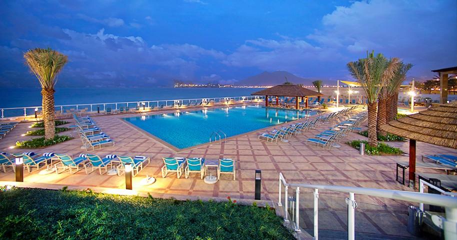 Hotel Oceanic Khorfakkan Resort & Spa (fotografie 19)