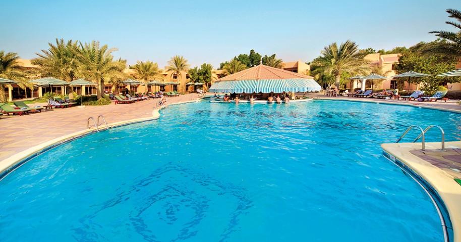 Hotel Smartline Bin Majid Beach Resort (fotografie 1)