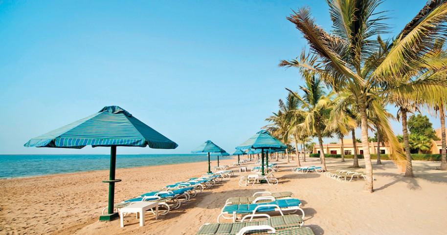 Hotel Smartline Bin Majid Beach Resort (fotografie 2)
