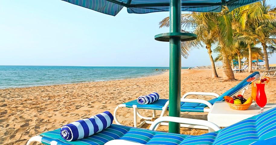 Hotel Smartline Bin Majid Beach Resort (fotografie 6)