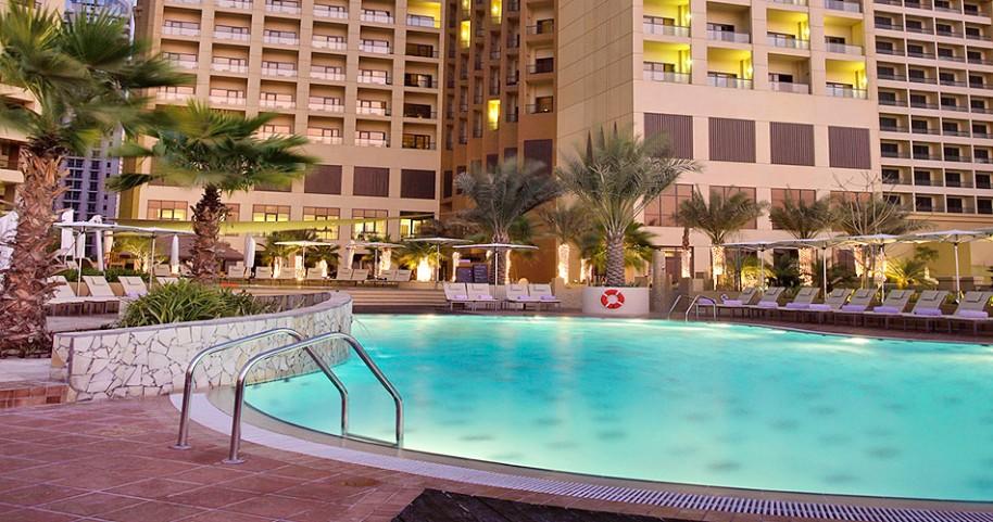 Hotel Amwaj Rotana Jumeirah Beach (fotografie 11)