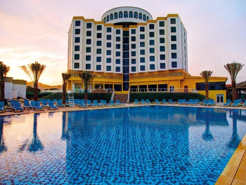 Hotel Oceanic Khorfakkan Resort & Spa (fotografie 2)