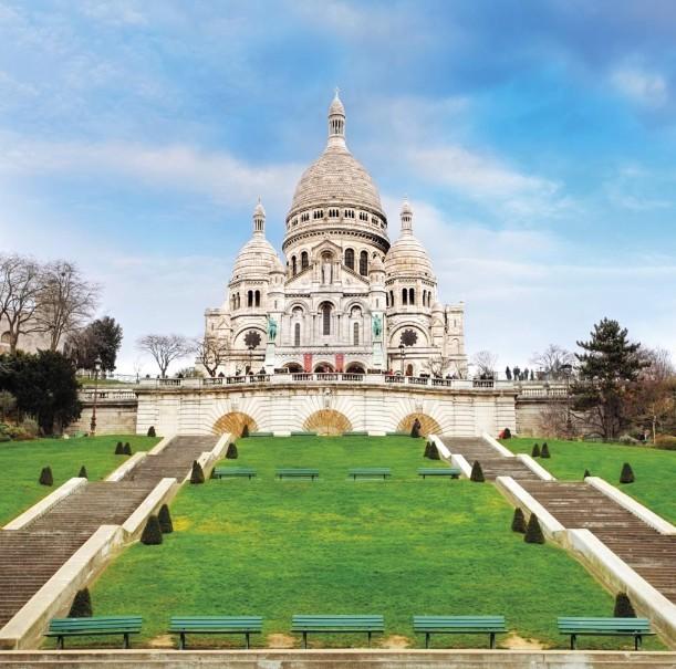 Kouzlo Paříže (fotografie 4)