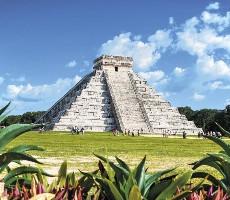 Všechny barvy a vůně Mexika