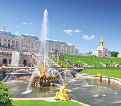 Petrohrad – město múz a umění