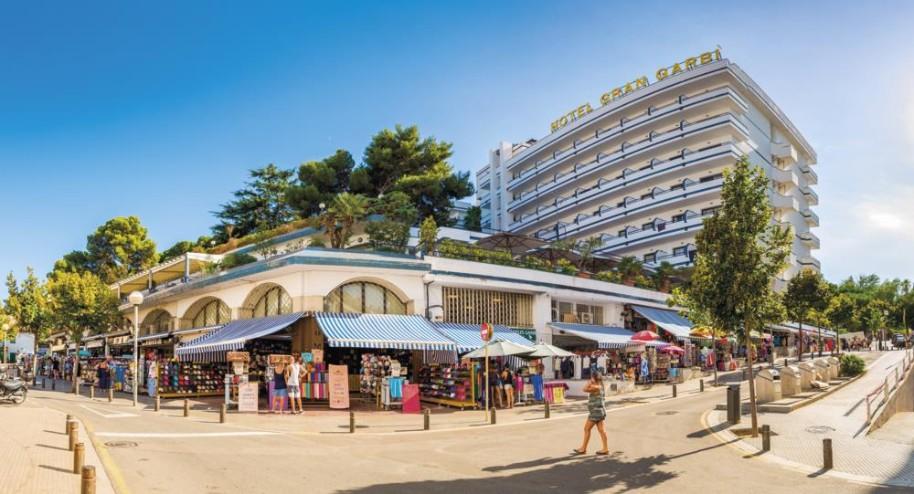 Hotel Gran Garbí (fotografie 11)