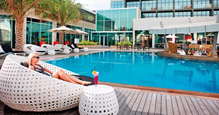 Hotel Yas Island Rotana (fotografie 1)