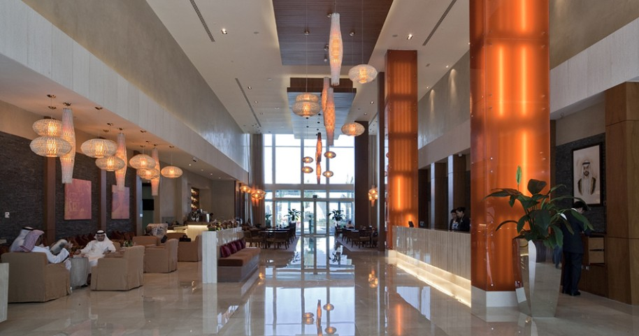 Hotel Yas Island Rotana (fotografie 14)