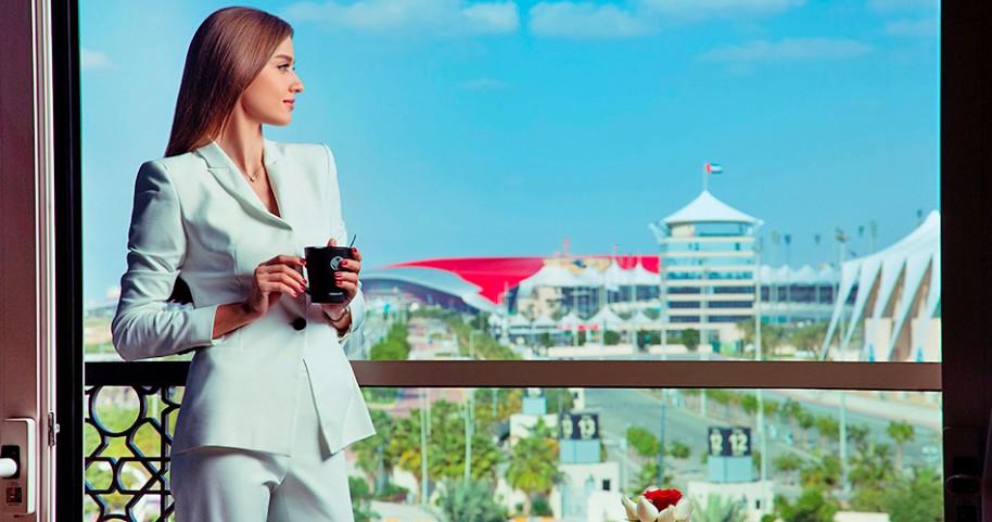 Hotel Yas Island Rotana (fotografie 18)
