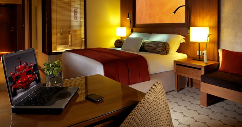 Hotel Yas Island Rotana (fotografie 17)