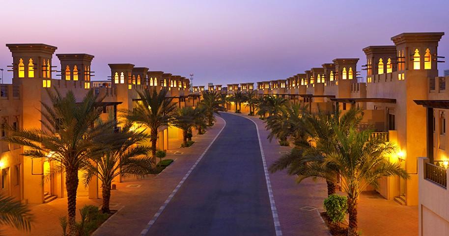 Hotel Al Hamra Village (fotografie 4)