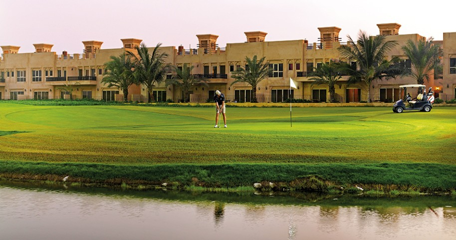 Hotel Al Hamra Village (fotografie 7)