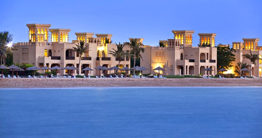 Hotel Hilton Al Hamra Beach & Golf Resort (fotografie 1)