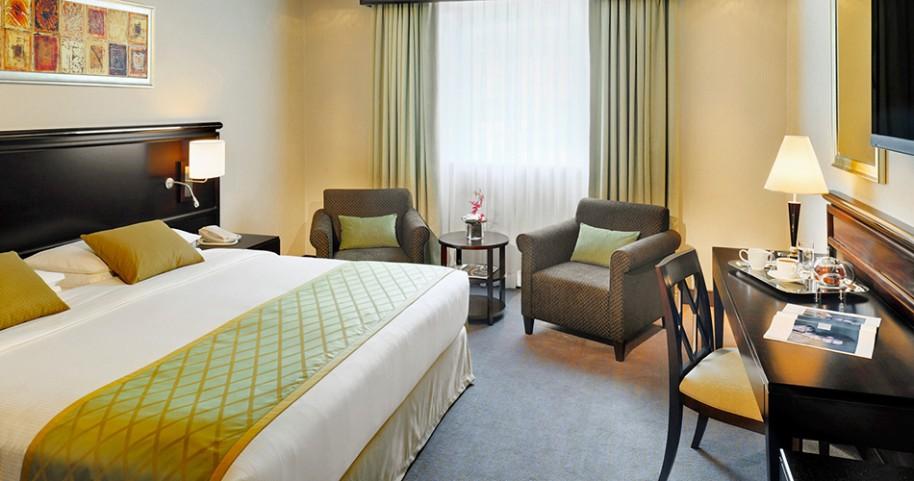 Hotel Ramada Jumeirah (fotografie 18)