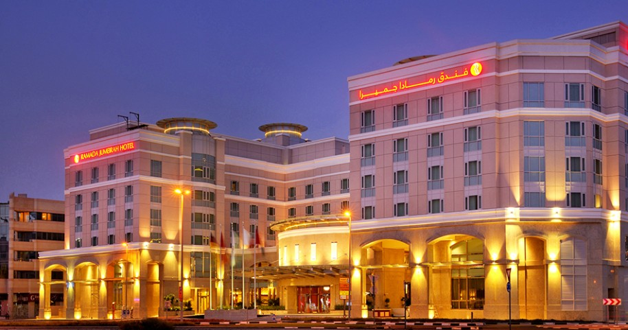 Hotel Ramada Jumeirah (fotografie 8)