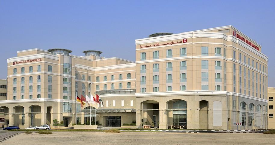 Hotel Ramada Jumeirah (fotografie 7)