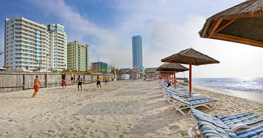 Hotel Ramada Beach Hotel Ajman (fotografie 1)