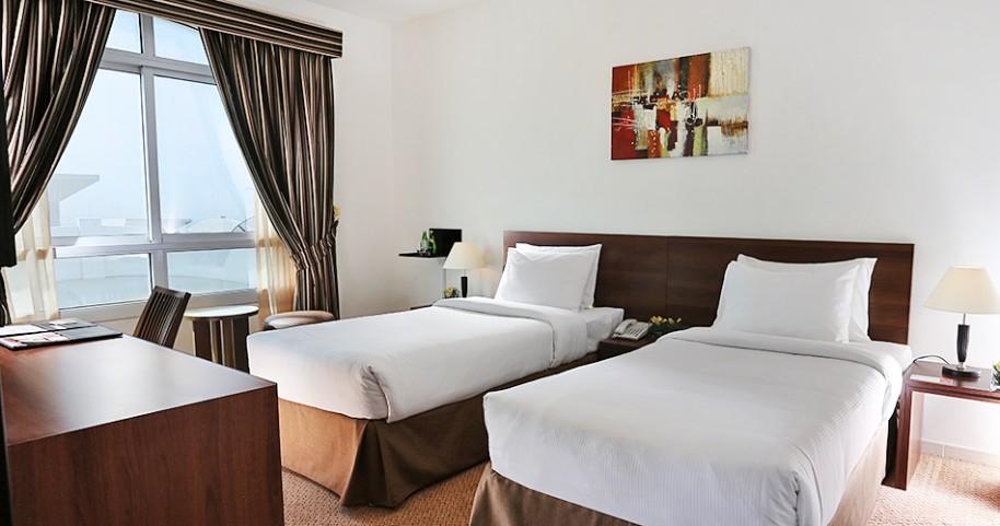 Hotel Ramada Beach Hotel Ajman (fotografie 11)