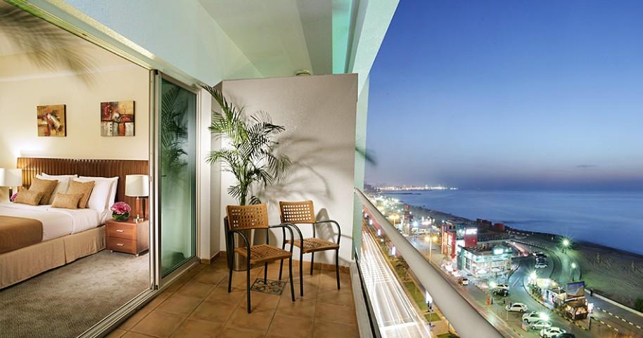 Hotel Ramada Beach Hotel Ajman (fotografie 2)