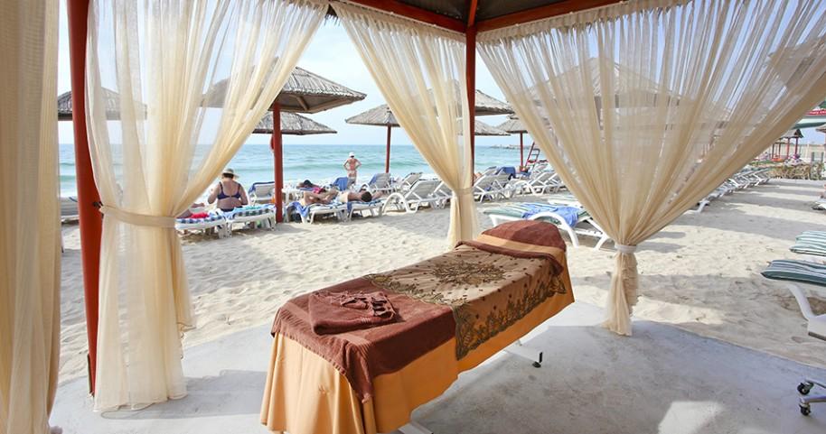 Hotel Ramada Beach Hotel Ajman (fotografie 6)