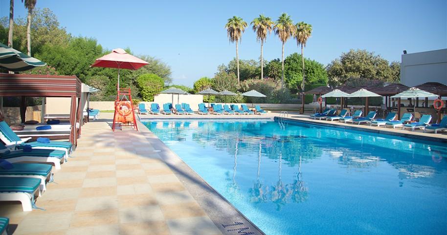 Hotel Bin Majid Beach Hotel (fotografie 11)
