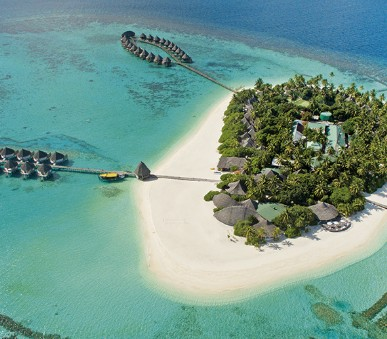 Hotel Angaga Island Resort & Spa