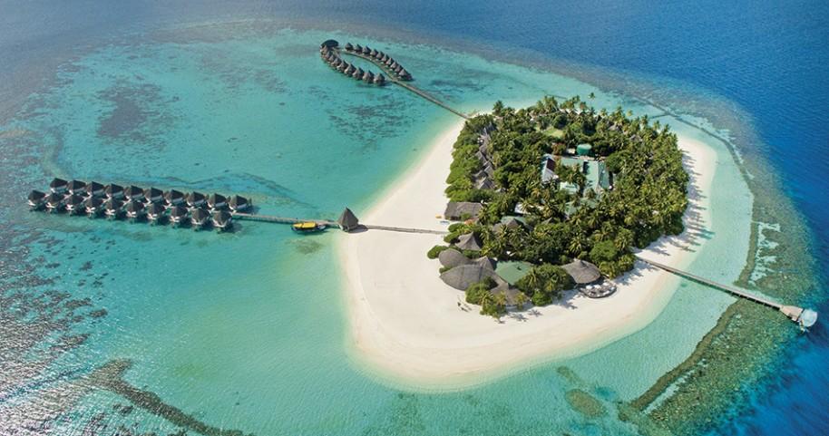 Hotel Angaga Island Resort & Spa (fotografie 1)