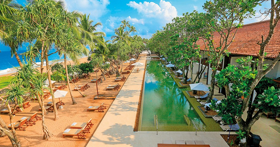 Hotel Pandanus Beach Resort & Spa (fotografie 1)