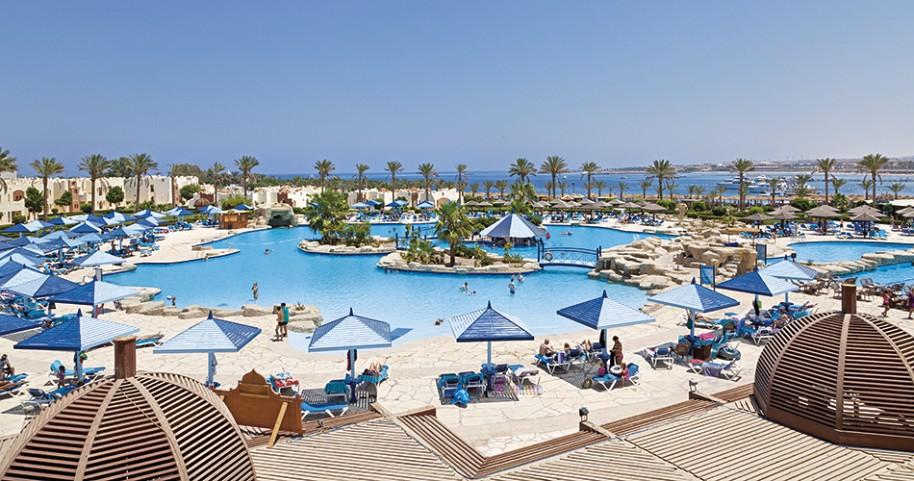 Hotel Sunrise Royal Makadi Resort & Spa (fotografie 1)