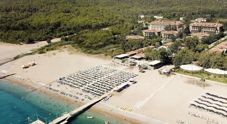 Hotel Club Phaselis Rose (fotografie 2)