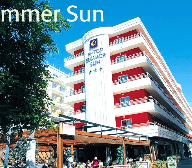 Hotel Top Summer Sun (hlavní fotografie)