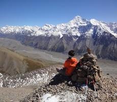 Kyrgyzstán – treking velehorami Ťan-Šanu