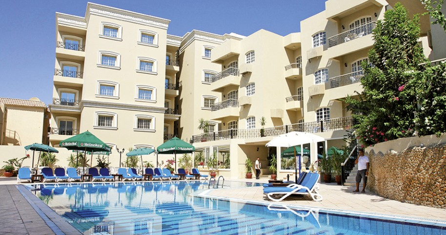Hotel Elysees Dream Beach (fotografie 1)