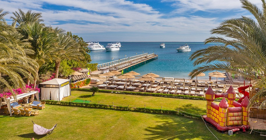 Hotel Elysees Dream Beach (fotografie 8)
