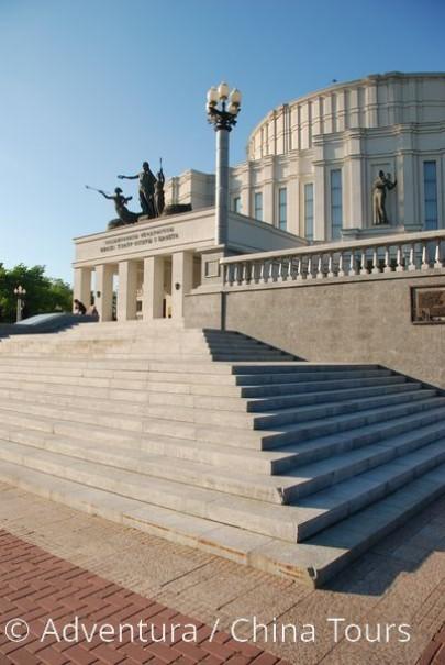 Bělorusko, Ukrajina a Moldavsko (fotografie 5)
