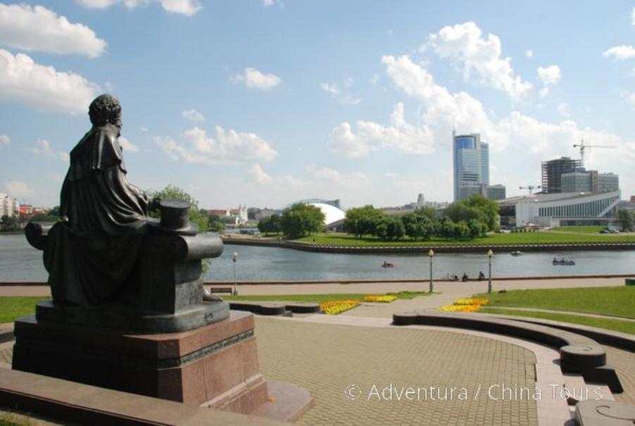 Bělorusko, Ukrajina a Moldavsko (fotografie 6)