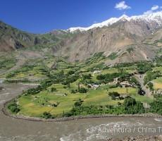 Napříč Pamírem z Tádžikistánu do Kyrgyzstánu