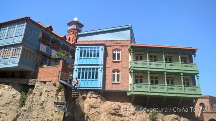 Gruzie a Arménie (fotografie 11)