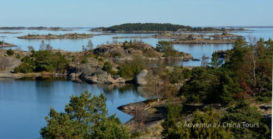 Seakajak – Švédsko (fotografie 3)
