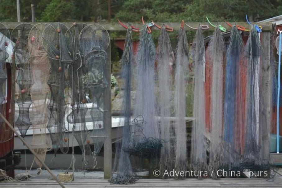 Seakajak – Švédsko (fotografie 4)