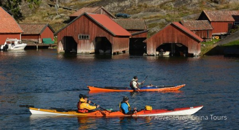 Seakajak – Švédsko (fotografie 5)