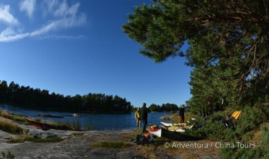 Seakajak – Švédsko (fotografie 6)